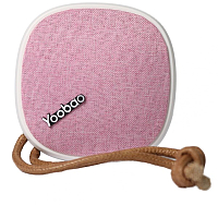 Портативная колонка Yoobao Mini-Speaker M1 (розовый) -