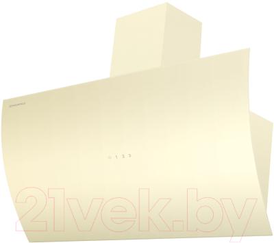 Вытяжка декоративная Maunfeld Sky Star 90 (слоновая кость)