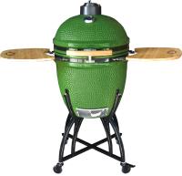 Угольный гриль Start Grill SKL22H (зеленый) -