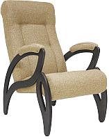 Кресло мягкое Импэкс 51 (венге/Malta 03 A) -
