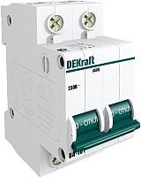 Выключатель автоматический Schneider Electric DEKraft 11068DEK -