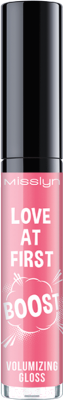 Блеск для губ Misslyn Love At First Boost Volumizing Gloss тон 281.05 (3.5мл)