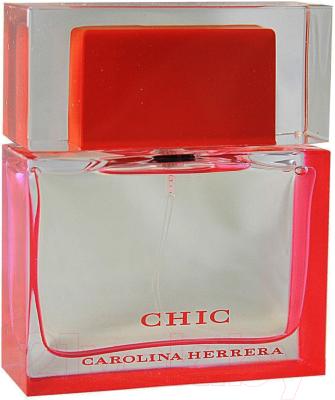 Парфюмерная вода Carolina Herrera Chic (50мл)