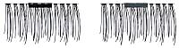 Накладные ресницы магнитные Artdeco Magnetic Lashes 650.03 -