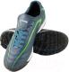 Бутсы футбольные Atemi SD500 TURF (серый/зеленый, р-р 35) -