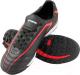 Бутсы футбольные Atemi SD500 TURF (черный/красный, р-р 34) -