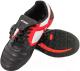 Бутсы футбольные Atemi SD730A TURF (черный/белый/красный, р-р 34) -