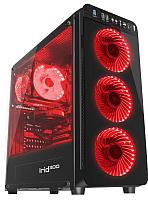 Корпус для компьютера GENESIS IRID 300 / NPC-1131 (красный) -