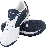 Бутсы футбольные Atemi SD803 TURF (белый/синий, р-р 42) -