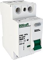 Устройство защитного отключения Schneider Electric DEKraft 14053DEK -