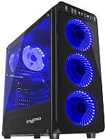 Корпус для компьютера GENESIS IRID 300 / NPC-1132 (синий) -