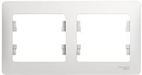 Рамка для выключателя Schneider Electric Glossa GSL000102 -