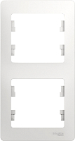 Рамка для выключателя Schneider Electric Glossa GSL000106 -