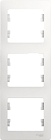 Рамка для выключателя Schneider Electric Glossa GSL000107 -
