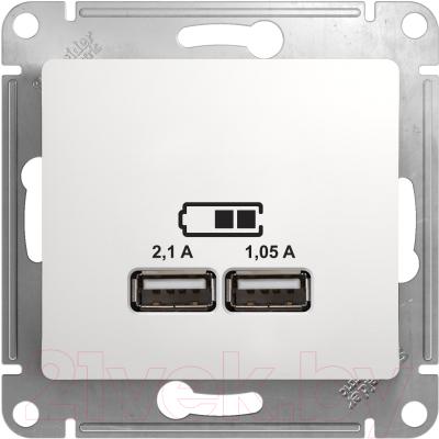 bf3f82216 Schneider Electric Glossa GSL000133 Розетка купить в Минске