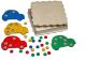 Развивающая игра Smile Decor Мозаика Машины / П025 -