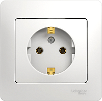 Розетка Schneider Electric Glossa GSL000142 -