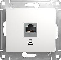 Розетка Schneider Electric Glossa GSL000181K -