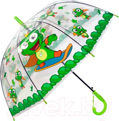 Зонт-трость Ausini VT18-11072 (зеленый)