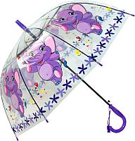 Зонт-трость Ausini VT18-11072 (фиолетовый) -