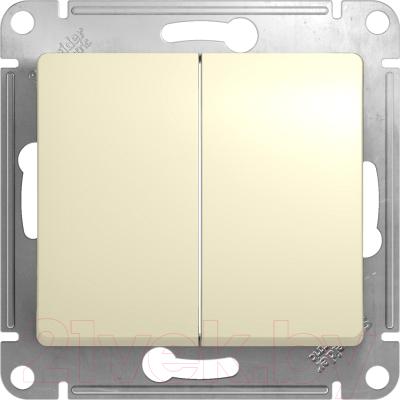 Выключатель Schneider Electric Glossa GSL000251
