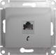 Розетка Schneider Electric Glossa GSL000381K -
