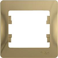 Рамка для выключателя Schneider Electric Glossa GSL000401 -