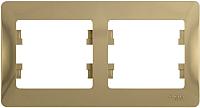 Рамка для выключателя Schneider Electric Glossa GSL000402 -