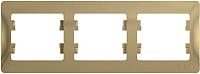 Рамка для выключателя Schneider Electric Glossa GSL000403 -