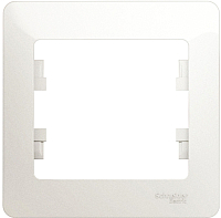 Рамка для выключателя Schneider Electric Glossa GSL000601 -
