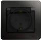 Розетка Schneider Electric Glossa GSL000748 -