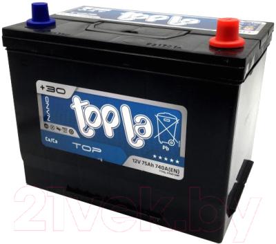 Автомобильный аккумулятор Topla Top JIS L+ 118975 (75 А/ч)