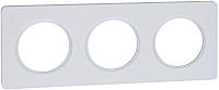 Рамка для выключателя Schneider Electric Odace S52P806 -