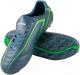 Бутсы футбольные Atemi SD500 MSR (серый/зеленый, р-р 40) -