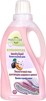 Гель для стирки Molecola Для шерсти шелка деликатных тканей (1л) -