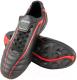 Бутсы футбольные Atemi SD500 MSR (черный/красный, р-р 38) -