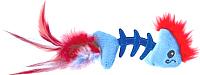 Игрушка для животных Petstages Feather Fish / 90022 -