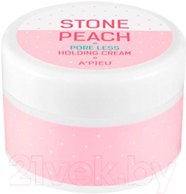 Крем для лица A'Pieu Stone Peach Pore Less Holding Cream для сужения пор (50мл)