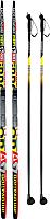 Комплект беговых лыж STC NNN 180/140 -