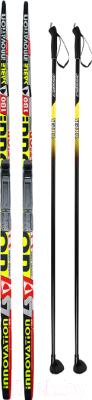 Комплект беговых лыж STC NNN 180/140