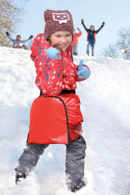 Шорты-ледянки Тяни-Толкай Ice Shorts 1 (M, серый)