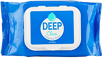 Салфетки для снятия макияжа A'Pieu Deep Clean Lip&Eye Remover Pad (45г) -