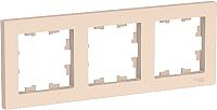 Рамка для выключателя Schneider Electric AtlasDesign ATN000203 -