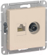 Розетка Schneider Electric AtlasDesign ATN000289 -