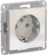 Розетка Schneider Electric AtlasDesign ATN000443 -