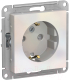 Розетка Schneider Electric AtlasDesign ATN000445 -