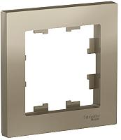 Рамка для выключателя Schneider Electric AtlasDesign ATN000501 -