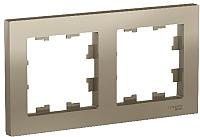 Рамка для выключателя Schneider Electric AtlasDesign ATN000502 -