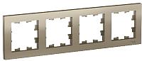 Рамка для выключателя Schneider Electric AtlasDesign ATN000504 -