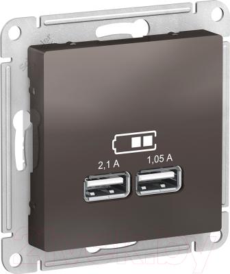 Розетка Schneider Electric AtlasDesign ATN000633